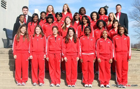 Austin Peay Outdoor Track and Field Team. (Courtesy: Austin Peay Sports Information)