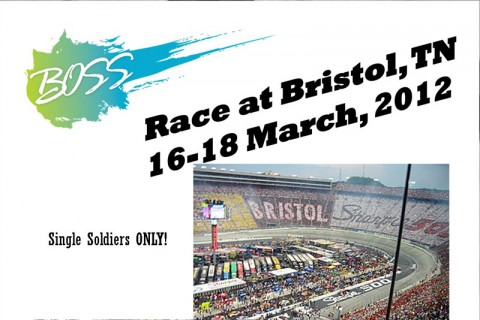 BOSS NASCAR Trip to Bristol