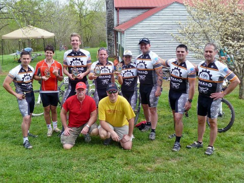 COGS / Riverside Bicycle racing team