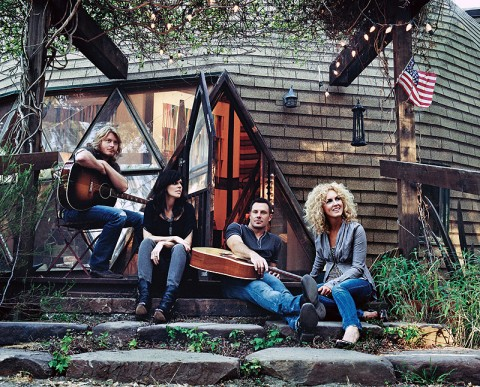 Little Big Town to Headline the 2012 Rivers and Spires Festival