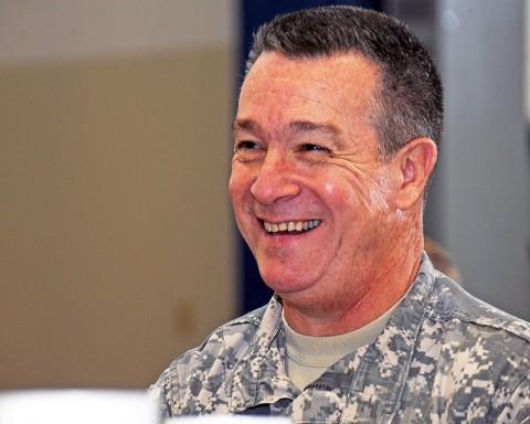 Maj. Gen. William Maloan.