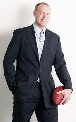 Titans kicker Rob Bironas