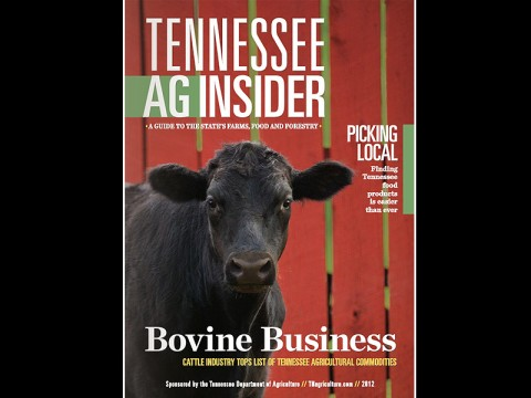 The new Tennessee AG Insider magazine.