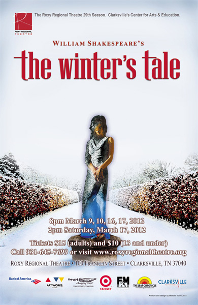 a review of the performance of the actors theatre of columbus of the play winters tale by william sh News & events 2012-13 culture/theatre/theatre-reviews/9840327/the-winters-tale-rsc-stratford memory clean of the encrusted plaque of the play's performance.