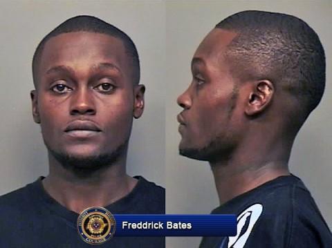 Freddrick Bates