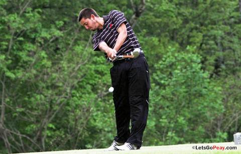 Austin Peay Men's Golf. (Courtesy: Austin Peay Sports Information)