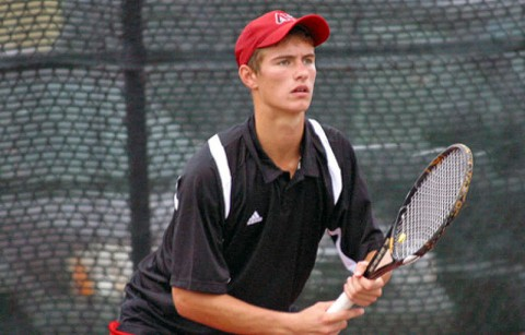 Austin Peay Men's Tennis (Courtesy: Austin Peay Sports Information)