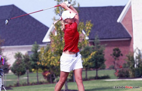 Austin Peay Women's Golf. (Courtesy: Austin Peay Sports Information)