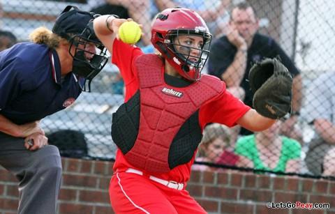 Austin Peay Softball. (Courtesy: Brittney Sparn/APSU Sports Information)