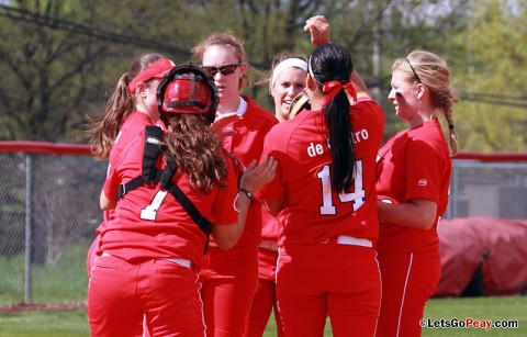 Austin Peay Softball. (Courtesy: Austin Peay Sports Information)
