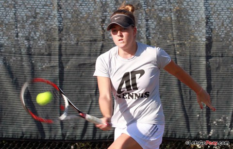 Austin Peay Women's Tennis (Courtesy: Austin Peay Sports Information)