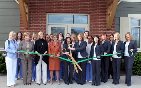 Clarksville Pediatric Dentistry on Rudolphtown Road is the lastest business to get Green Certified.