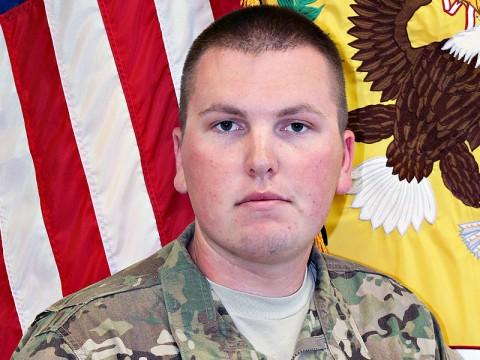 Specialist Jason K. Edens