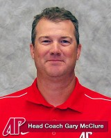 Austin Peay Baseball Head Coach Gary McClure