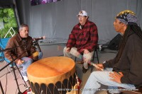 Native American Drummers on the International Stage