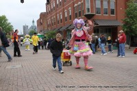 Lovey of Lovey's FunTastic Kids Show