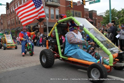 The Shriners Clowns