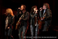 Little Big Town at the 2012 Rivers and Spires Festival