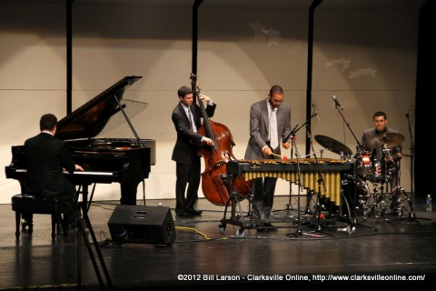 The Jason Marsalis Vibes Quartet