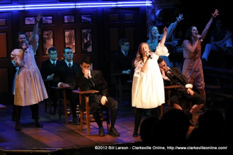 Spring Awakening at the Roxy Regional Theatre