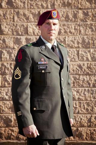 Staff Sgt. Jonathan Wayne Presley