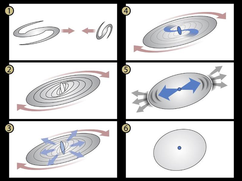 black hole formation without supernova