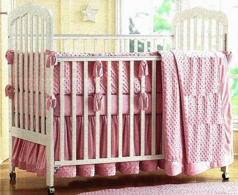 Rockland Furniture Drop-side Cribs recalled Due to Entrapment, Suffocation and Fall Hazards.