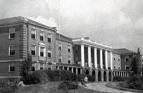 Austin Peay State College in 1940.