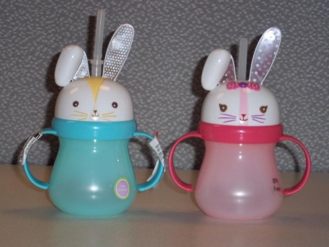 Bunny Sippy Cup recalled by Target Corporation.