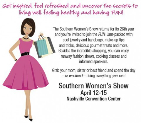 Southern Woman's Show in Nashville, TN