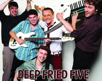 """The Deep Fried Five"""