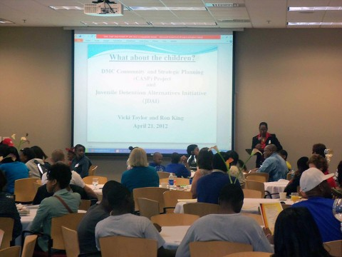 2nd Annual Joint Conference on Juvenile Justice
