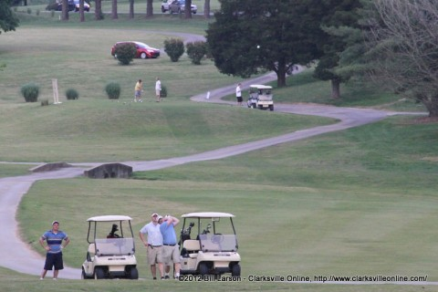 The Godfather Golf Tournament at Swan Lake Golf Course in Clarksville, TN