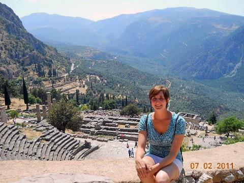 Jennifer Miraldi to help excavate ancient Greek Town called Gournia on the island of Crete.