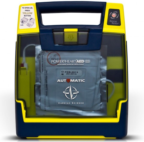Cardiac Science Powerheart G3 Plus Automated External Defibrillator