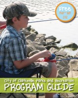 2012 Clarksville Parks and Recreation Guide -- May-July