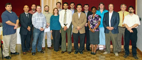 Twenty faculty members at Austin Peay State University have been chosen as awardees in the Summer Faculty Research Program (SRFP), an initiative to encourage the development of research/creative activity projects at the University. (Contributed photo)