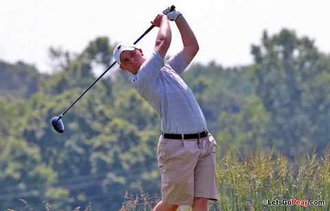 APSU's Anthony Bradley. Austin Peay Golf. (Courtesy: Austin Peay Sports Information)
