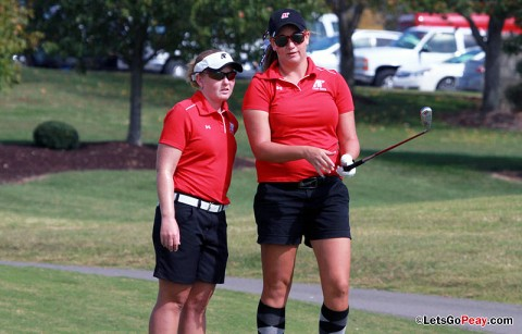 Austin Peay Women's Golf. (Courtesy: Austin Peay Sports Information)