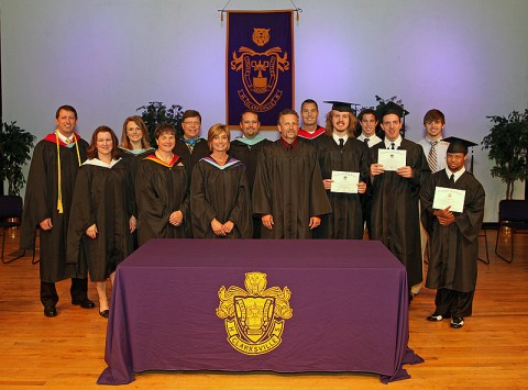 2012 Graduating Life Skills class at Clarksville High School.