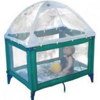 Portable Play Yard Tent