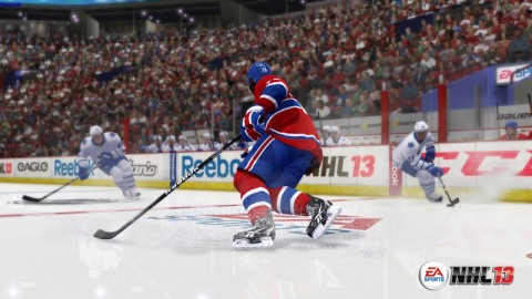 NHL 13 - True Performance Skating (Photo: Business Wire)