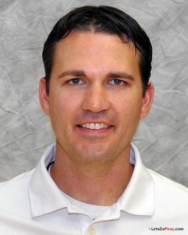 APSU Men's Basketball assistant coach Scott Combs