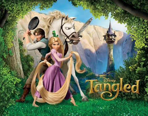"""Tangled"" at the next Movies in the Park."