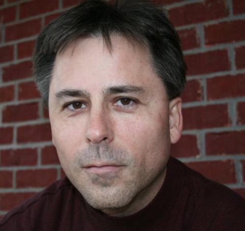 Poet Jeff Hardin