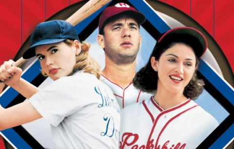 A League of Their Own at Movies in the Park July 7th