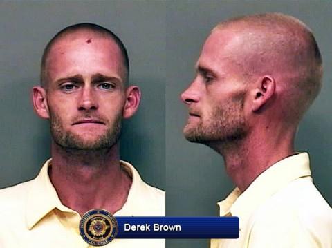 Derek Allen Brown