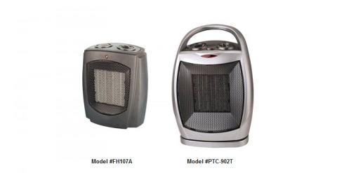Big Lots recalling Portable Ceramic Space Heaters