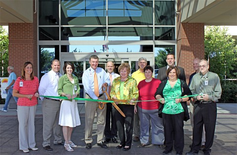 Gateway Medical Center Green Ribbon Cutting Ceremony