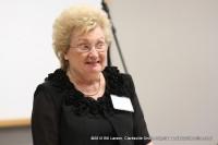 Sue Culverhouse speaking about author WIlliam Gay